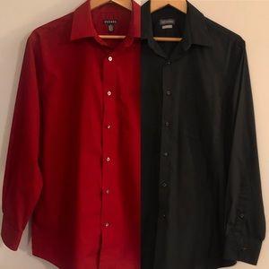 <George> Dress Shirt Bundle
